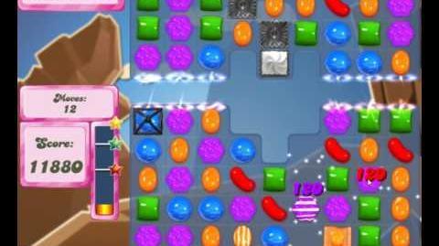 Candy Crush Saga Level 2162 Hard Level NO BOOSTER (2nd Version)