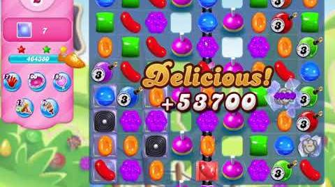 Candy Crush Saga Level 3164 NO BOOSTERS (third version)