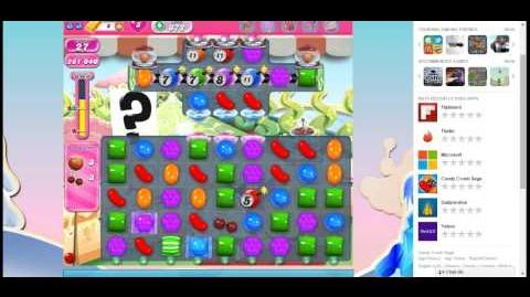 Candy Crush Saga Level 872 ★★★ NO BOOSTER