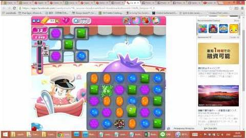 Candy crush saga level 606