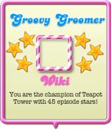 Groovy Groomer