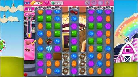 Candy Crush Saga - Level 228 - No boosters ☆☆☆