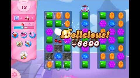 Candy Crush Saga - Level 3106 ☆☆☆