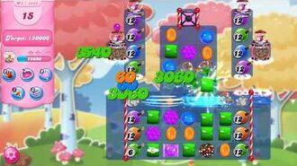 Candy Crush Saga - Level 4333 - No boosters ☆☆☆