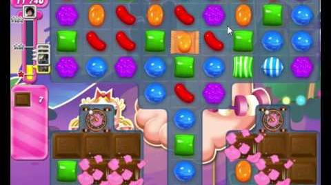 Candy Crush Saga LEVEL 2123 NO BOOSTERS (new version)