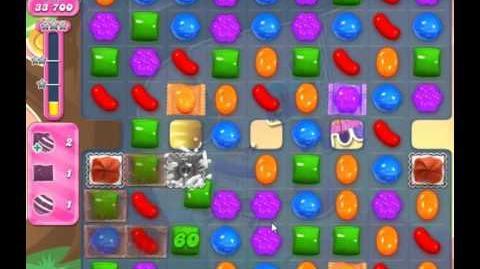 Candy Crush Saga Level 1717 - NO BOOSTERS