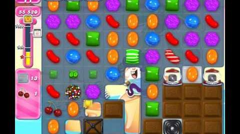 Candy Crush Saga Level 2113 ( New with Fewer Licorice Locks ) No Boosters 2 Stars