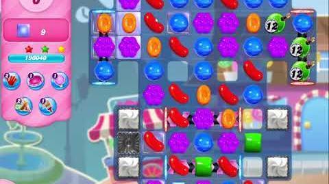 Candy Crush Saga Level 2931 NO BOOSTERS
