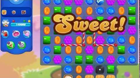 Candy Crush Saga Level 4300 (3 stars)
