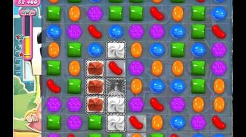 Candy Crush Saga Level 672