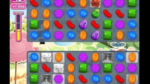 Candy Crush Saga Level 861 No Boosters