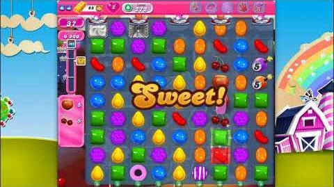 Candy Crush Saga - Level 272 - No boosters