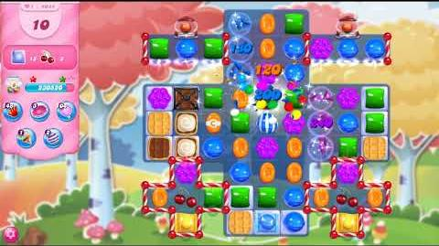Candy Crush Saga - Level 4044 - No boosters ☆☆☆