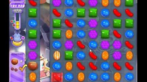 Candy Crush Saga Dreamworld Level 221 (3 star, No boosters)