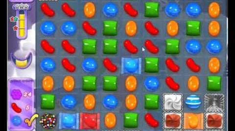 Candy Crush Saga Dreamworld Level 252 (Traumwelt)