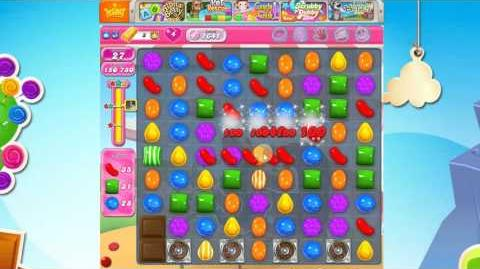 Candy Crush Saga LEVEL 1641