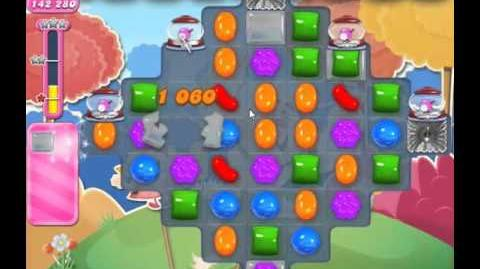 Candy Crush Saga Level 1686 - NO BOOSTERS