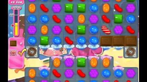 Candy Crush Saga Level 1742 - NO BOOSTERS