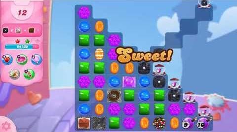Candy Crush Saga Level 3107 NO BOOSTERS