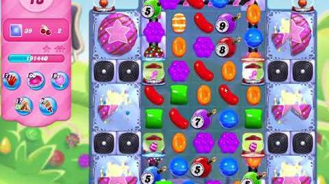Candy Crush Saga Level 3162 NO BOOSTERS (fifth version)