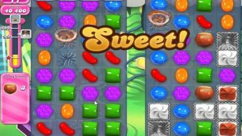 Candy Crush Saga Level 417-2