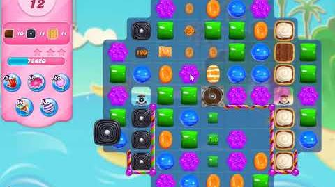 Candy Crush Saga Level 4208 NO BOOSTERS