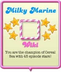 Milky Marine