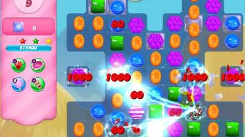 Candy Crush Friends Group Level 2876 One Hammer 3Stars