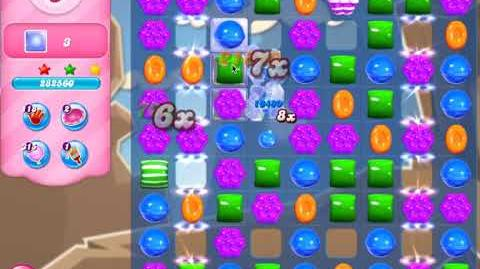 Candy Crush Level 2619 (no boosters, 3 stars)