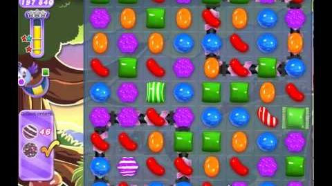 Candy Crush Saga Dreamworld Level 654 (Traumwelt)