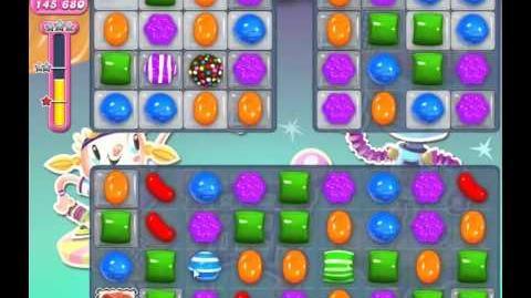 Candy Crush Saga Level 1208
