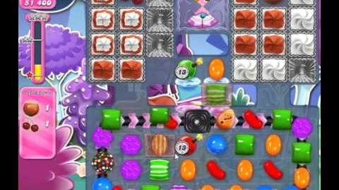 Candy Crush Saga Level 1244