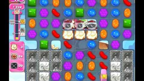 Candy Crush Saga Level 1807 ( New with 5 Candy Colours ) No Boosters 3 Stars