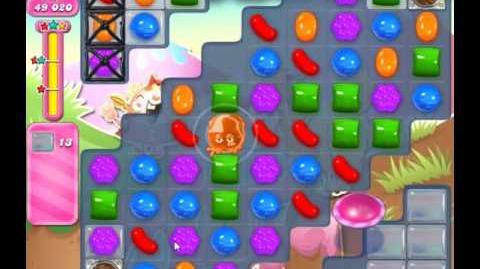 Candy Crush Saga Level 2243 - NO BOOSTERS