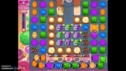 Candy Crush Saga Level 2750 - NO BOOSTERS - PEARLY PARLOR ✔️ -)