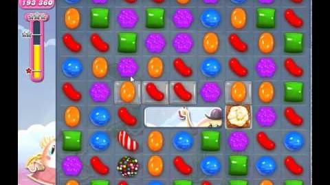 Candy Crush Saga Level 876