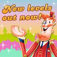 New levels released 138