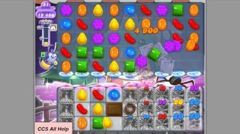 Candy Crush Dreamworld Level 380 FIXED
