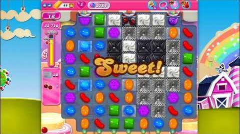 Candy Crush Saga - Level 2754