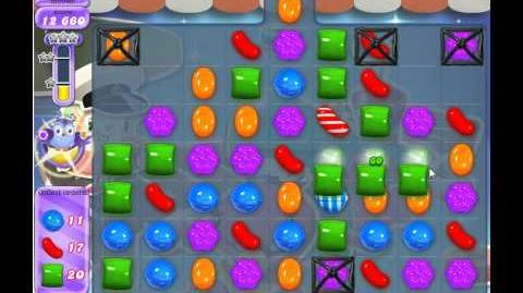 Candy Crush Saga Dreamworld Level 129 No Booster 3 Stars