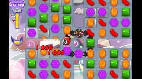 Candy Crush Saga Dreamworld Level 567 (No booster, 3 Stars)