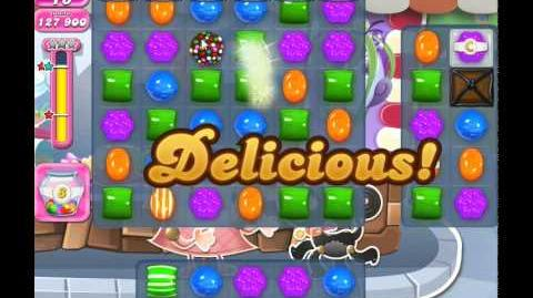 Candy Crush Saga Level 1155