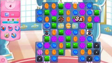 Candy Crush Saga Level 2977 NO BOOSTERS (13 moves)