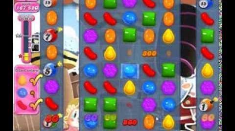 Candy Crush Saga Level 391 1 star NO BOOSTERS-0