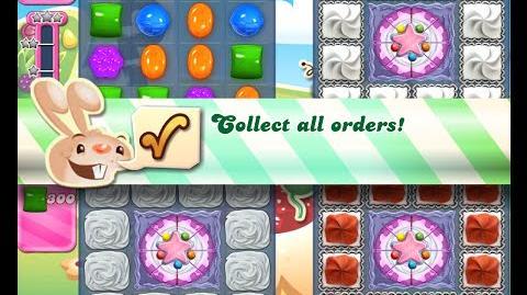 Candy Crush Saga Level 751 walkthrough (no boosters)
