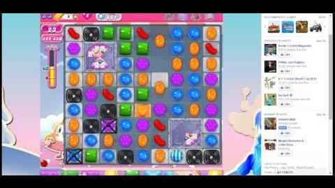 Candy Crush Saga Level 881 ★★★ NO BOOSTER