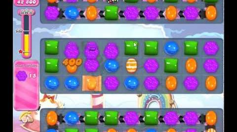 Candy Crush Saga Level 883