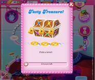 Tasty Treasure Starter
