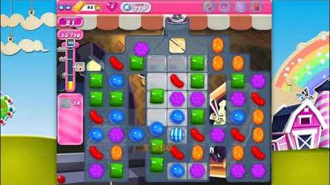 Candy Crush Saga - Level 219 - No boosters ☆☆☆ Top Score