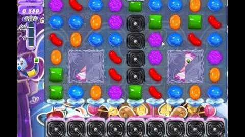 Candy Crush Saga Dreamworld Level 477 (★★★ no booster)